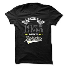 Perfection-1955 T Shirts, Hoodies. Check price ==► https://www.sunfrog.com/LifeStyle/Perfection-1955.html?41382 $21.99
