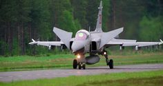 HD Swedish multi-role fighter - Saab JAS 39 Gripen wallpaper