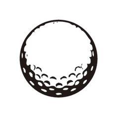 golf clip art free golf ball on a tee clip art golf pinterest rh pinterest com golf ball clipart vector free clipart golf ball