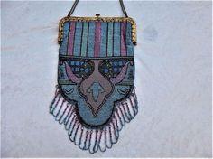 MINAUDIERE SAC BOURSE BRODERIE DE PERLES MONTURE BRONZE DORE 19° SIECLE | Vêtements, accessoires, Femmes: sacs | eBay!