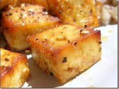 How to Make Tofu as Crispy as at Your Favorite Restaurant - YouTube