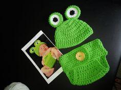 Little froggy set.