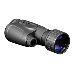 With daylight fading, keep the perpetrator in your sights with the Firefield® Nightfall 2 Night Vision Monoculars. Featuring a more ergonomic, easy-grip design than other monoculars in the Nightf Casas Trailer, Materiel Camping, Cloudy Nights, Night Vision Monocular, Night Sights, Rifle Scope, Hunting Gear, Looks Cool, Binoculars