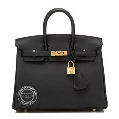 Black Birkin in Togo Leather with Gold Hardware Hermes Bags, Hermes Handbags, Hermes Birkin, Leather High Heels, Leather Boots, Kelly Bag, Purse Styles, Purses, Hermes Constance