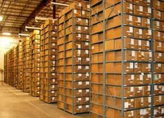 Ensure Seamless Off-site Record Storage & Management Services UAE