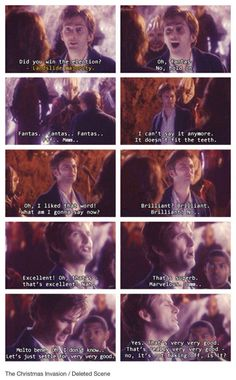 The Christmas Invasion / deleted scene