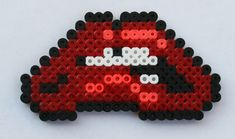 Rocky Horror Picture Show Lips perler pattern