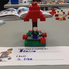 LEGO Club May 6