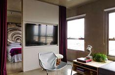 Home tour: mais um loft suntuoso by Studio Diego Revollo