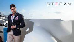 Mariano Di Vaio for STEFAN #stefan #stefanfashion #marianodivaio #mdv #fashion #mensfashion #santorini #greece
