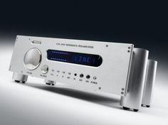 Products: CPA 5000 Reference preamplifier
