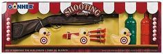 Diecast 152939: Gonher Toy Dart Gun Rifle W Sticky Darts Carnival Fair Shooting Gallery Targets -> BUY IT NOW ONLY: $35.99 on eBay!