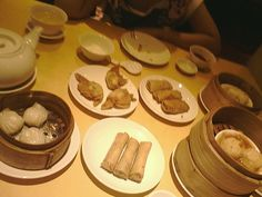 All you can eat, dimsum!