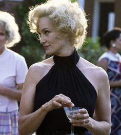 """""""American Horror Story"""" star Jessica Lange is a two-time Oscar winner. In 1983 she was named Best Supporting Actress for """"Tootsie."""" In 1995, she took home the Best Actress statuette for """"Blue Sky."""""""