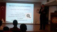 Dede Korkut Anadolu Lisesi Müdürlüğü'nce Bahçelievler – İstanbul'da düzenlenen BİREYSEL ve SOSYAL SORUMLULUK SAHİBİ OLMAK «İnsanı ve Hayatı Anlamak» konulu konferansımız 25 Kasım 2014 Salı 10:00'da gerçekleştirildi.  9. ve 10. sınıf öğrencilerinin katıldığı konferans, Okul Müdürü Onur BEKYÜREK'in İnsani ve Sosyal gelişim Uzmanı Dr. Hüseyin Emin SERT'e plaket takdimiyle sona erdi.