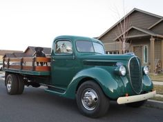 1947 ford pickup 1 2 ton dump truck with 9 ft flatbed for - San marcos craigslist farm and garden ...