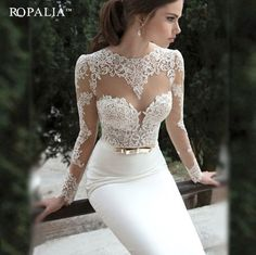 Women Bridesmaid Ball Prom Gown Formal Evening Party Cocktail Long Lace Dress in Dresses   eBay