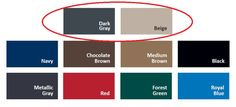 New Colors for Chase Flexible Doors