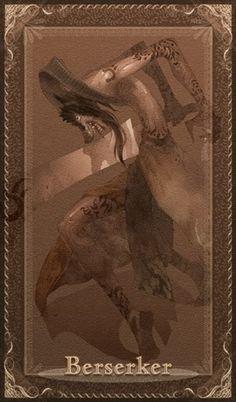 Berserker, Mad Warrior and Heroic Spirit of Insanity.