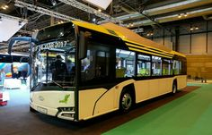Solaris urbino 12 electric Fiaa 2017