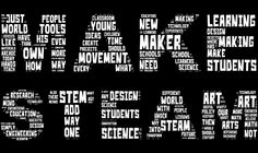 Bring Maker education and STEAM to your school with these great resources. #makermovement #STEM #STEAM