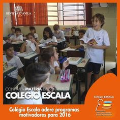 A motivação do aluno para os estudos é considerada um fator de extrema importância para o desempenho escolar. Acompanhe na Revista DÁvila as matérias semanais da AG Arquitetura e também de todos os outros parceiros. http://ift.tt/1UOAUiP (link na bio).