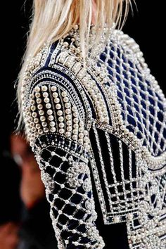Paula Holmes tore this image to their profile. More than 74 StyleSaints retore this image. Embellished, Beaded.