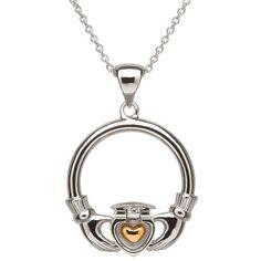 Secret Heart of Gold Necklace
