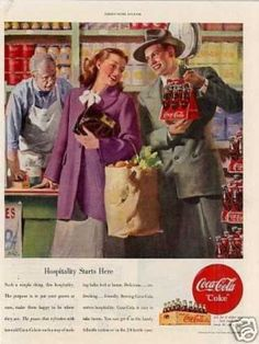 Vintage Drinks Advertisements of the 1940s (Page 45)