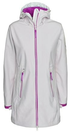 Viksfjord Parka Woman - with stretch function is a thin, light softshell parka suitable for versatile use. Shop online now at: http://www.stormberg.com/en/viksfjord-parka-w.html#20433