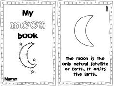 Blast off to the Moon! Two free Moon readers!