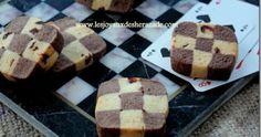 Gateau sec / biscuits damier