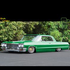 Low rider 64 Impala-dream car!!!