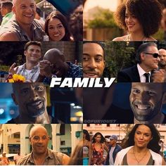 I don't have friends, I have family.✌ MADE BY @ofurious7 #family #forpaul #vindiesel ________________________________________________________#Follow... - Fast And Furious (@furiouscene)