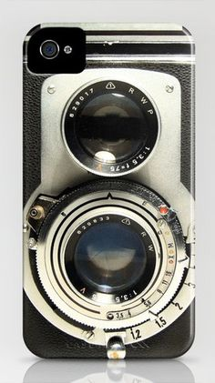vintage camera iphone case, love it!