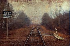 Marc Atkins 'Railtrack, France'