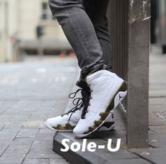 Air Jordan 9 Copper Statue 2015 Retro   SneakerFiles