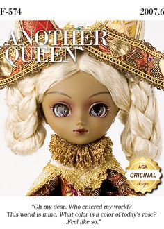 Pullip Another Queen