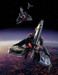 Droid Tri-Fighter - Google Search