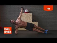 Six-Pack Supersets Workout from the Men's Health 21-Day MetaShred DVD - YouTube