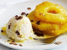 Ricetta salva tempo: ananas caramellato