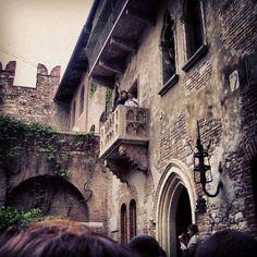House of Romeo and Juliet, Verona, Italy