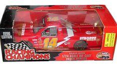 New 1996 Racing Champions 1:64 NASCAR Rodney Combs Lance Snacks Grand Prix #43