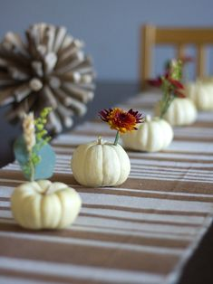 9 Creative Projects For Your Thanksgiving Table