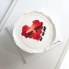Pretty Cakes, Cute Cakes, Beautiful Cakes, Yummy Cakes, Amazing Cakes, Birthday Cake Decorating, Cake Decorating Tips, Mini Cakes, Cupcake Cakes