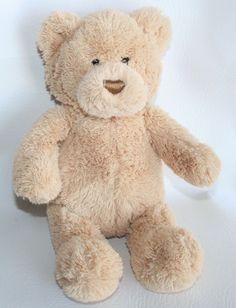 """Gund 11"""" Bear Hugs Its A Boy Teddy Bear Plush Stuffed Animal Lovey Soft Cuddle  #GUND"""