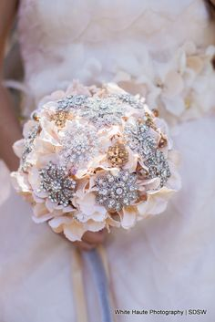 brocade bouquet