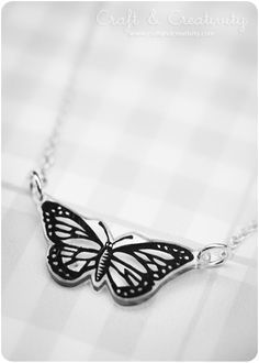 Shrinky Dink jewelry! I've done this. It's really easy, and you can still pick…