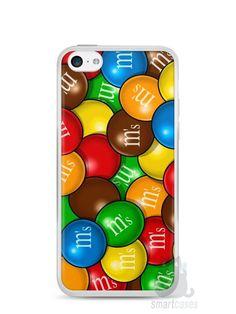 Capa Iphone 5C M&M's - SmartCases - Acessórios para celulares e tablets :)