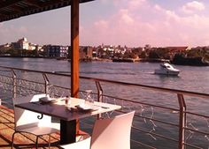 Havana Paladar Rio Mar Review, address and contact details for this amazing privately owned seafood restaurant in Havana